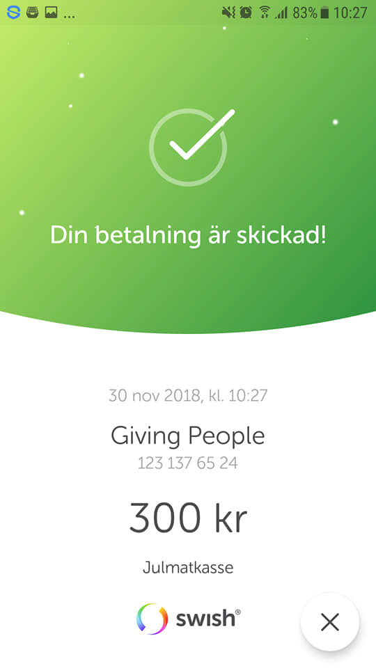 Giving-People